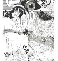 【エロ漫画】校内セックスを盗撮していた写真部JKが教師にお仕置きされてしまうwww【HG茶川:悦楽のポートレート】