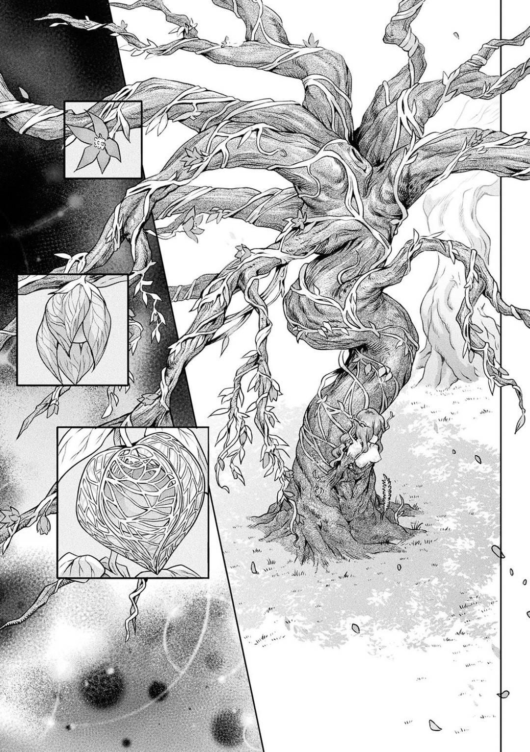 【エロ漫画】連日に及び人間たちの肉便器となる様々な種族の女達…寄生樹が成長するまでの地獄の1か月間を奴隷として過ごす!【タケ:寄生樹】