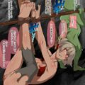 【エロ同人誌】勝ち気で向こう見ずでセックスが好きな巨乳冒険者…依頼のモンスター退治をしているといつの間にか意識を失いゴブリンたちに輪姦される!【FANBOX、nohito:女冒険者A×ゴブリン】